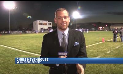 Chris Neyenhouse Sports Reporter
